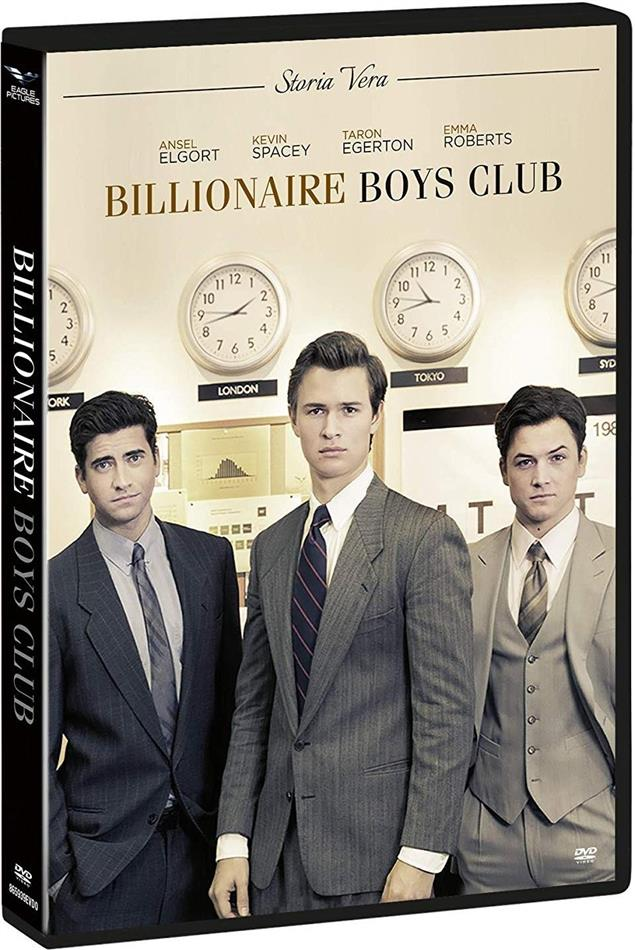 Billionaire Boys Club (2018) (Storia Vera)