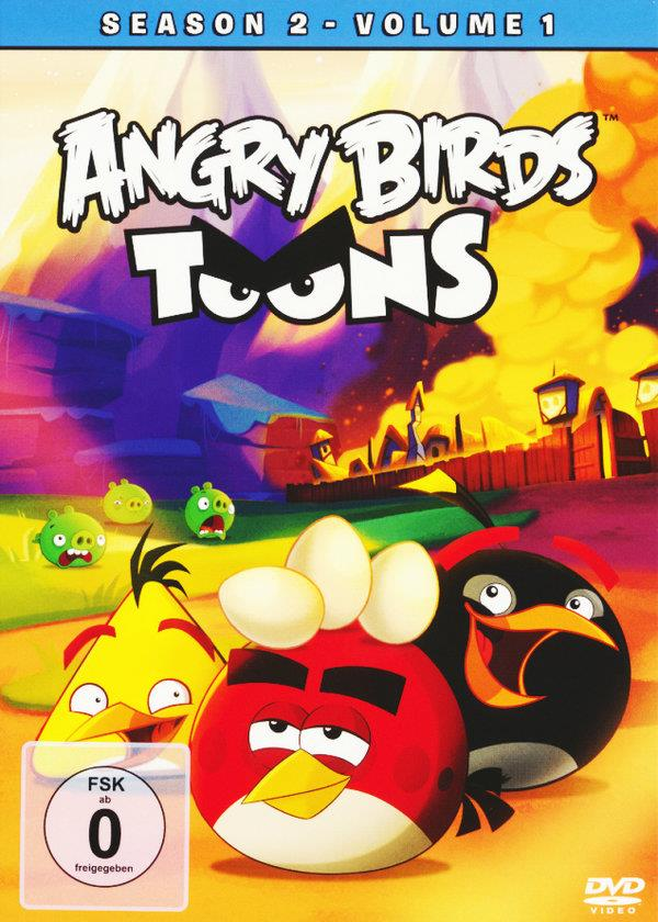Angry Birds Toons - Season 2 - Volume 1