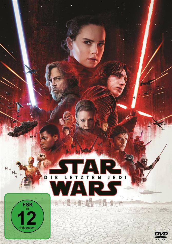 Star Wars - Episode 8 - Die letzten Jedi (2017)