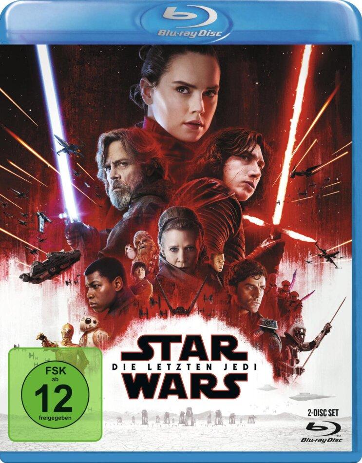 Star Wars - Episode 8 - Die letzten Jedi (2017) (2 Blu-rays)