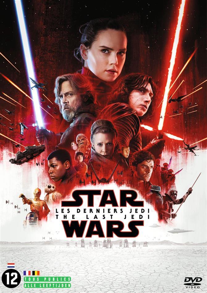 Star Wars - Episode 8 - Les derniers Jedi - The Last Jedi (2017)
