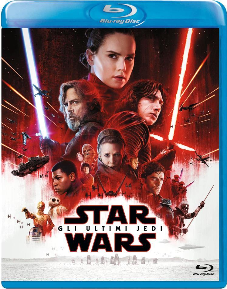 Star Wars - Episode 8 - Gli ultimi Jedi (2017)