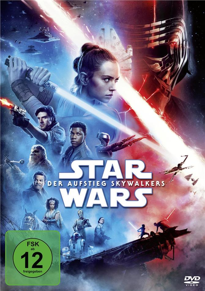 Star Wars - Episode 9 - Der Aufstieg Skywalkers (2019)