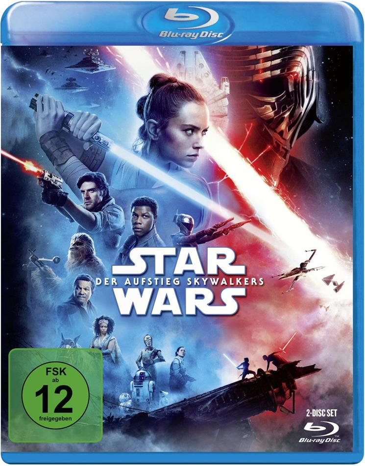 Star Wars - Episode 9 - Der Aufstieg Skywalkers (2019) (2 Blu-rays)
