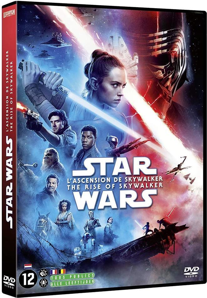 Star Wars - Episode 9 - L'ascension de Skywalker / The Rise of Skywalker (2019)