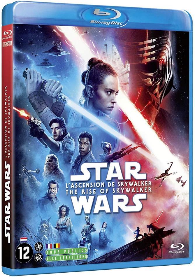 Star Wars - Episode 9 - L'ascension de Skywalker / The Rise of Skywalker (2019) (2 Blu-rays)