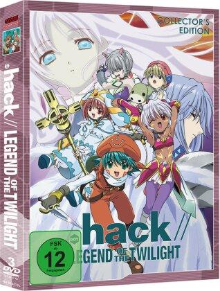 .hack//Legend of the Twilight - Gesamtausgabe (Collector's Edition, 3 DVDs)