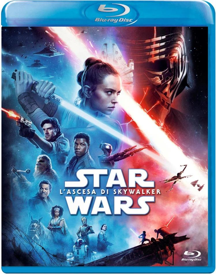 Star Wars - Episode 9 - L'ascesa di Skywalker (2019) (2 Blu-rays)