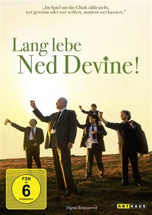 Lang lebe Ned Devine! (1998) (Digital Remastered, Arthaus)