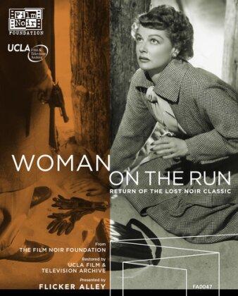 Woman on the Run (1950) (Blu-ray + DVD)