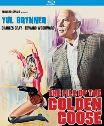 File Of The Golden Goose (1969)