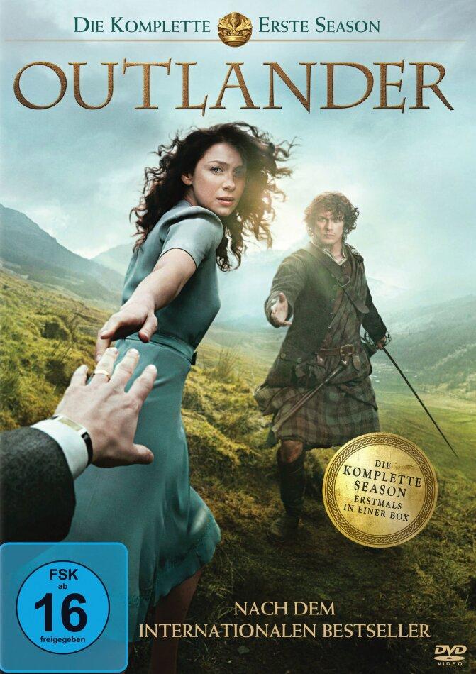 Outlander - Staffel 1 (6 DVDs)