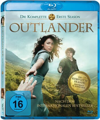 Outlander - Staffel 1 (5 Blu-rays)