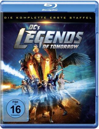 DC's Legends of Tomorrow - Staffel 1 (2 Blu-rays)