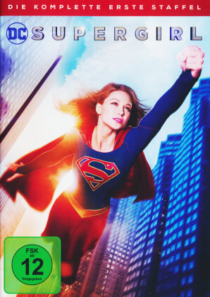 Supergirl - Staffel 1 (5 DVDs)
