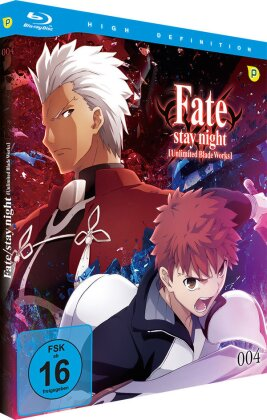 Fate/Stay Night: Unlimited Blade Works - Vol. 4 - Staffel 2.2 (Limited Edition)