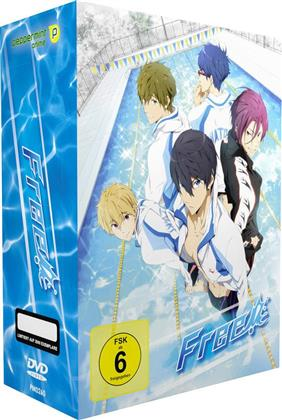 Free! - Staffel 1.1 (+ Sammelschuber, Limited Edition, 2 DVDs)