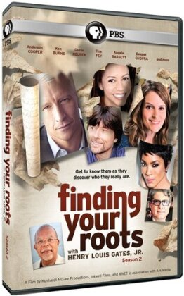 Finding Your Roots - Season 3 (3 DVDs)