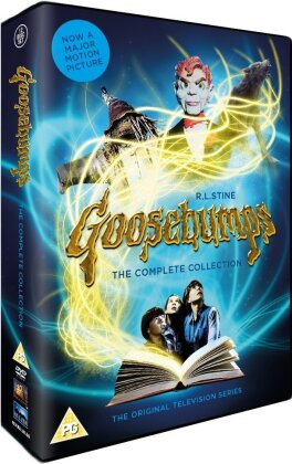 Goosebumps - The Complete Collection (12 DVDs)