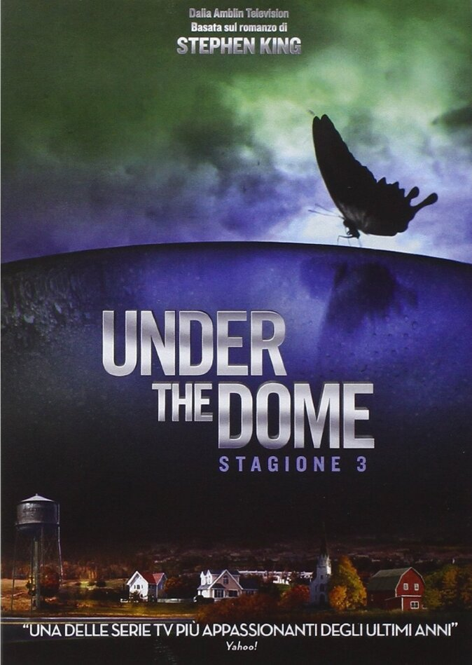 Under the Dome - Stagione 3 (4 DVDs)