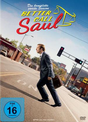Better Call Saul - Staffel 2 (3 DVDs)