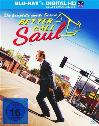 Better Call Saul - Staffel 2 (3 Blu-rays)