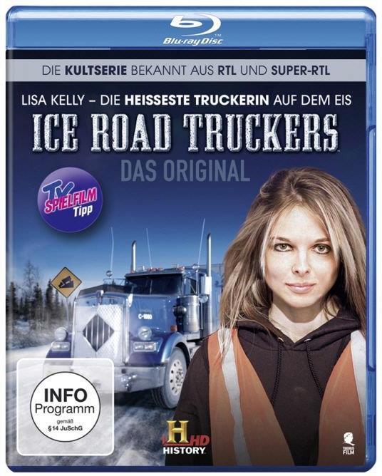 Ice Road Truckers - Lisa Kelly - Die heisseste Truckerin auf dem Eis