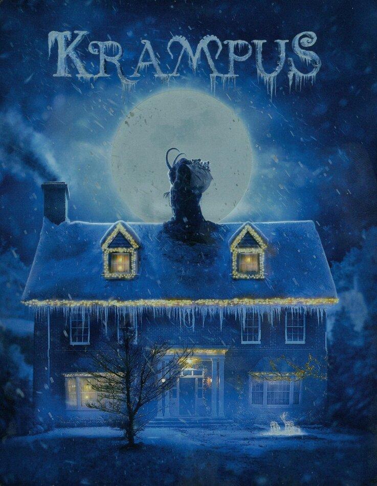 Krampus (2015) (Edizione Limitata, Steelbook)