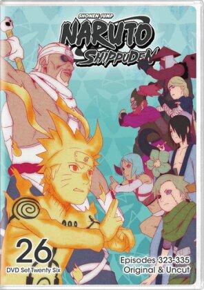 Naruto Shippuden - Set 26 (Uncut, 2 DVD)