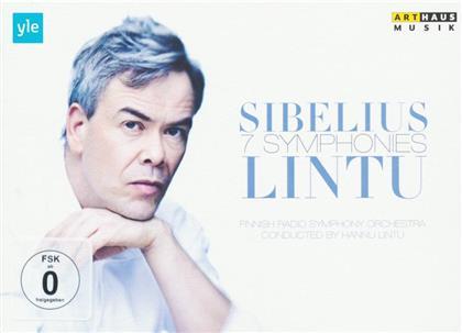 Finnish Radio Symphony Orchestra & Hannu Lintu - Sibelius - 7 Symphonies - Sort of Sibelius! (Arthaus Musik, Box, 5 DVDs)