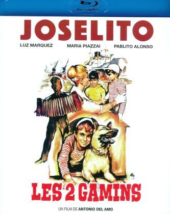 Joselito - Les 2 gamins (1961) (Langfassung, Remastered)