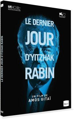 Le dernier jour d'Yitzhak Rabin (2015) (Digibook)
