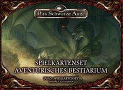 Das Schwarze Auge - DSA5 -Spielkartenset Aventurisches Bestiarium