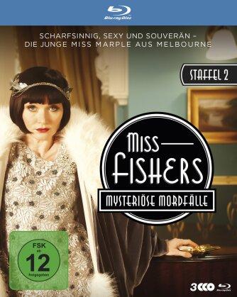 Miss Fishers mysteriöse Mordfälle - Staffel 2 (3 Blu-rays)
