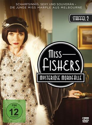 Miss Fishers mysteriöse Mordfälle - Staffel 2 (5 DVDs)