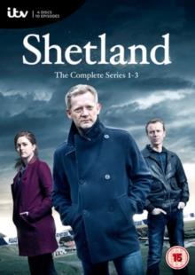 Shetland - Series 1-3 (4 DVDs)