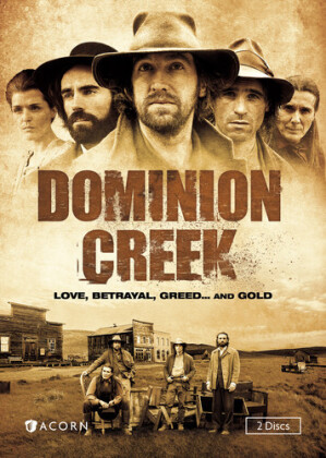 Dominion Creek - Series 1 (2 DVDs)