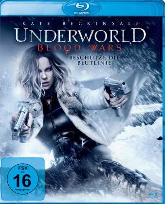 Underworld 5 - Blood Wars (2016)
