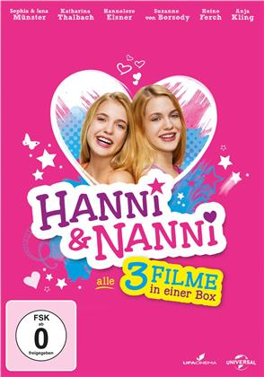 Hanni & Nanni 1-3 (3 DVDs)