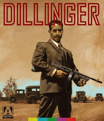 Dillinger (1973) (Blu-ray + DVD)