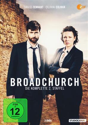Broadchurch - Staffel 2 (3 DVDs)