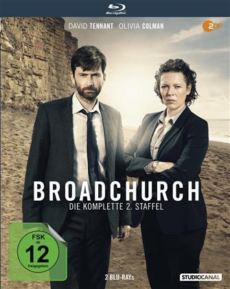 Broadchurch - Staffel 2 (2 Blu-rays)