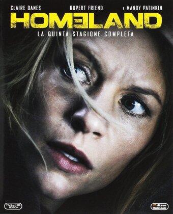 Homeland - Stagione 5 (3 Blu-rays)