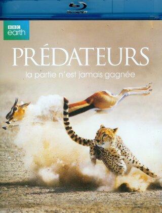 Prédateurs (2015) (BBC Earth, 2 Blu-rays)