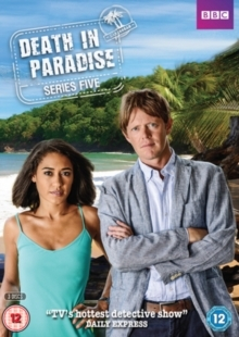 Death in Paradise - Series 5 (3 DVDs)