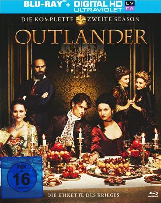 Outlander - Staffel 2 (6 Blu-rays)