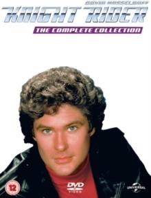 Knight Rider - Season 1-4 (26 DVDs)