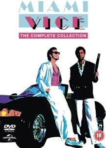 Miami Vice - The Definitive Collection (32 DVDs)