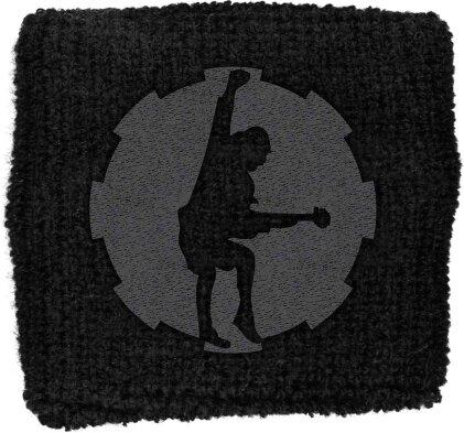 AC/DC Sweatband - Angus Cog (Loose)
