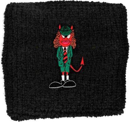 AC/DC Sweatband - Angus Devil (Loose)